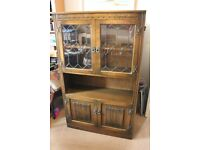 Old Charm Display Cabinet & Sideboard
