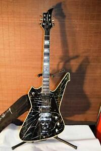 Washburn PS-1800CM Paul Stanley Cracked Mirror **REDUCED**!! Glendenning Blacktown Area Preview