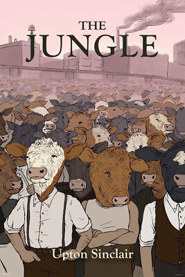 the jungle upton sinclair workers art print