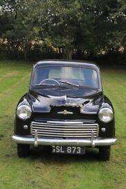 Lovely Hillman Minx Mk (phase) V Registered 1954 but probably manufactured 1951