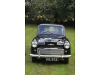 Lovely Hillman Minx Mk (phase) V Registered 1954 but probably manufactured 1951
