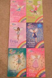 Rainbow Series set of 6 books