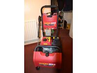 Workzone Titanium + Petrol Pressure Washer with suction hose and filter kit