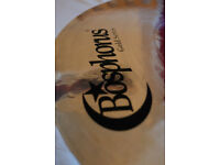 "Bosphorous Gold 20"" Ride Cymbal *nearly new* (price includes UK postage)"
