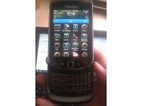 Blackberry 9800 torch 9800 4gb (no charger) Vodafone but possibly unlocked.