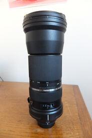 Tamron SP 150-600 F5-6.3 Di VC USD Nikon fit