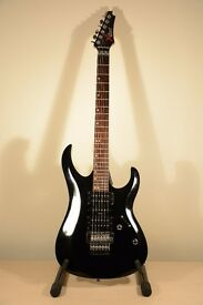 Electric Guitar Cort X6 Bundle (Incl. Stand,Amp, Cable, Strap, Gigbag)
