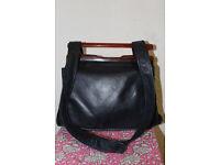 Vintage Leather Italian Purse/Handbag