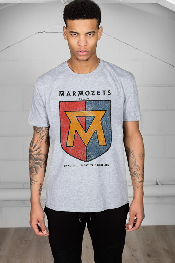 Official Marmozets M Seal Unisex T-Shirt Vexed Passive Aggressive Rock Band
