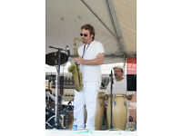 SAX & BONGO player available for gigs and events in Liverpool!