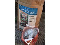 mini greenhouse plastic