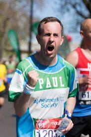 Event Cheer Volunteer at the Manchester Marathon