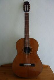 Spainish Classical Flamenco Guitar
