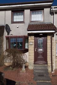 2 Bedroom House in Mure Avenue, Kilmarnock For Sale - Available from April, No Onward Chain