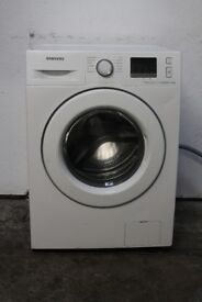 Samsung 8kg Washing Machine Good Condition 1400 Spin Digital Display Delivery & Install Available
