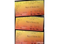 Magic of Motown at Nottingham 23rd September