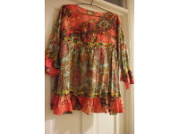 Top (size 12) (NEW)