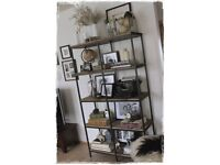 OFFER OFFER! NEEDS TO GO. IKEA SHELVING STORAGE UNIT GLASS