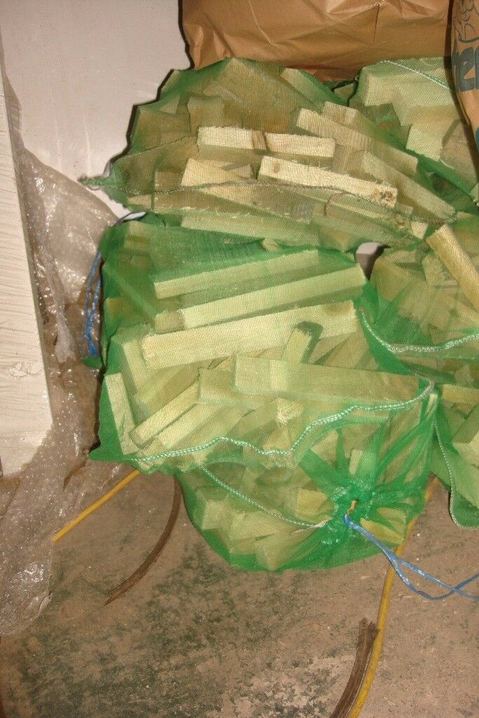 BAGS OF KINDLING / FIREWOOD FROM £5 TO £20