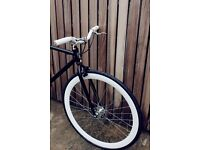 Special Offer !!! Steel Frame Single speed road TRACK bike fixed gear racing fixie bicycle f3ed