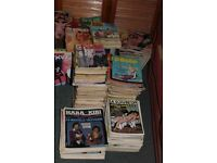 Large Collection of French Magazines