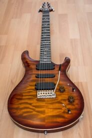 PRS Paul Reed Smith 513 2009 USA - Incredible Flame quilt 10 top