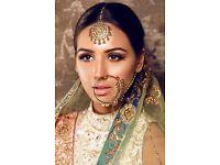 Bridal Makeup and Hair Artist.