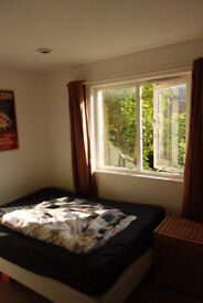 ZONE 1 - Big Double Room in Lovely Garden House (bills incl.)