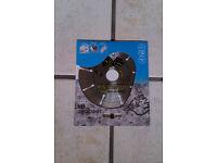 OX SPECTRUM 115/22 DOUBLE SIX DIAMOND CUTTING DISC