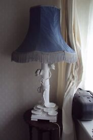 very large table lamp