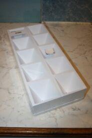 Martellato Pyramid Production Mould - PIRAMT02 17 x 40 cm Genuine – New - Professional quality