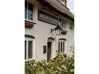 Part time cook / kitchen assistant required for busy award winning country pub