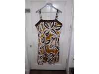 Pair of Party Dresses, Size 20 Monsoon & Principles