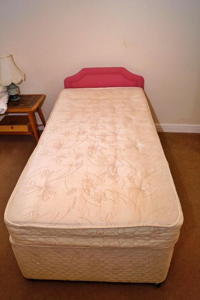 Single Divan Bed With Storage In Lower Earley Berkshire Gumtree