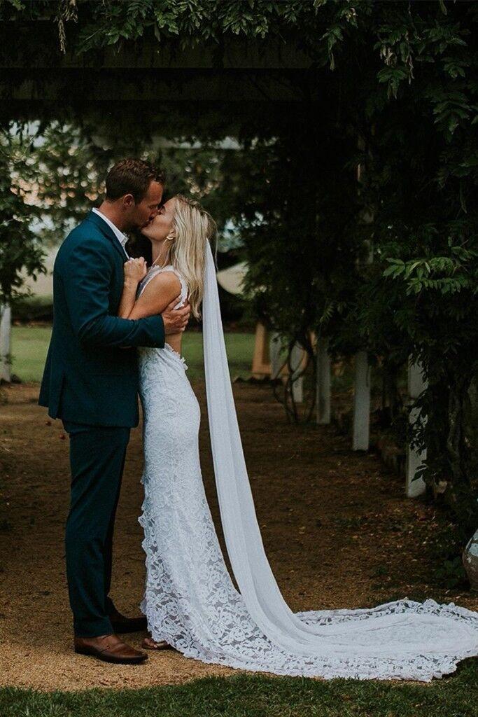 Grace Loves Lace Gabriela Wedding Veil For Dress