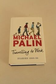 Signed Michael Palin Book