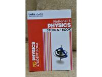 Leckie National 5 Physics Student Book