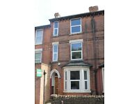 Double rooms available in 4 bed house