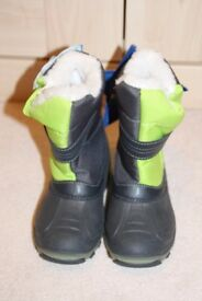 Boys winter snow boots size 11, BNWT