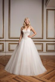 Justin Alexander wedding dress size 12