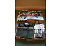 Vintage 1980 Atari Console And 20 Plus Games Boxed Free Delivery