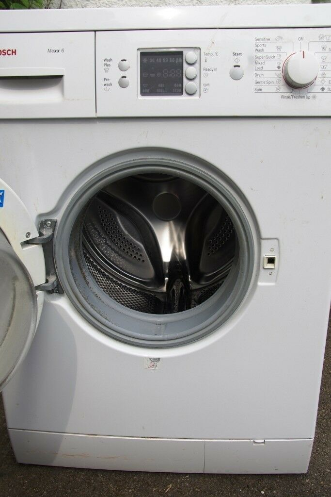 Bosch Maxx 6 washing machine for spares or repair