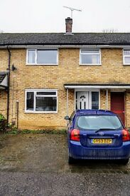 Spacious UNFURNISHED 2 double bedroom terraced property near Hemel Town Centre with off road parking