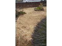 Gravel (ideal for driveways etc)