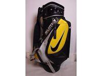 Nike Sumo SQ 5900 Golf Staff Bag Black/Yellow