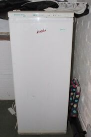 Upright Frigidaire Freezer. can deliver