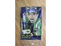 BEN 10 Alien Force Children's Rug - NEW and SEALED - Last minute stocking filler!