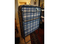 Fold Away Z-Bed Camp Bed (Easy to Stow Away)