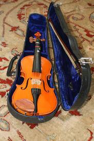 Stentor Violin 1/4 size