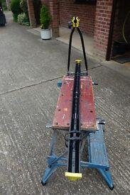 Bike Roof Bar Carrier